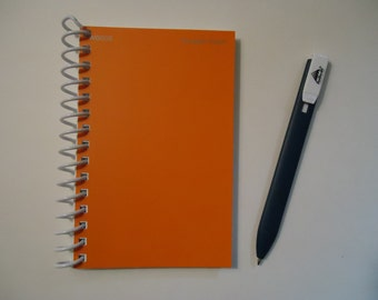 Pumpkin Patch Paint Chip Mini Notebook