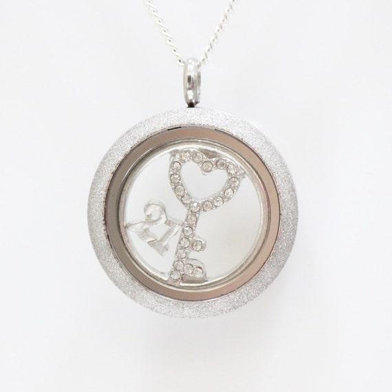 21st Birthday Gift 21st Birthday Necklace 21st By ShopAtEli
