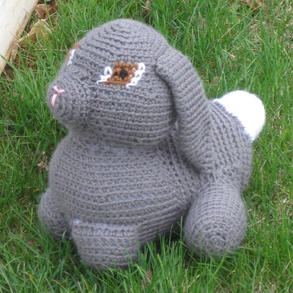 Oops the Bunny pattern