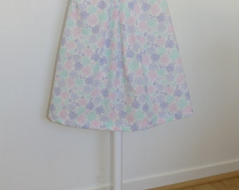Baby dress with short sleeves