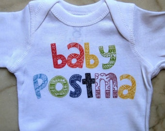 Personalized Baby Onesie, Baby Name Onesie, Baby Shower gift, Custom kid's t-shirt, Cupcake Onesies, Colorful baby Onesie