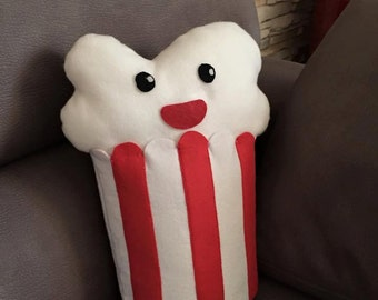 Popcorn Time Pillow