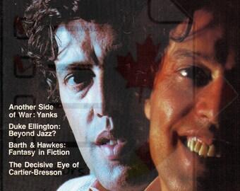 HORIZON: The Cultural Scene ~ 1979/11 ~ Tom Stoppard