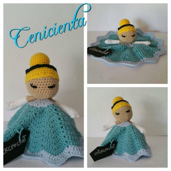Amigurumi Princesas Disney : Cenicienta amigurumi princesas Disney princess Disney