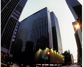 The New York  Hilton and Towers at Rockefeller Center
