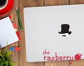 Mr Watson Macbook Decal Macbook Sticker Sherlock Holmes Macbook Decal Sticker Macbook Pro Macbook Air Laptop Sticker Detective Decal