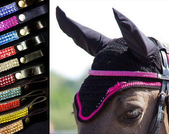 Sparkling browband for horse or pony!