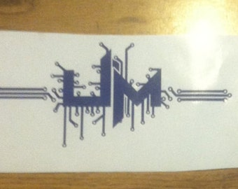 Umphrey's McGee Sticker/Decal