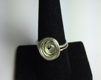 Coil Ring SALE 13.95 to 7.99