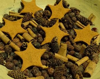 "2"" Cinnamon Star Bowl Filler"