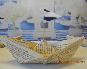NAUTICAL WEDDING FAVOURS !!! Fabulous, Unique & Handmade