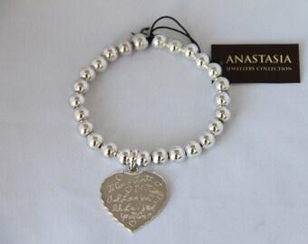 Silver Tiamo Bracelet