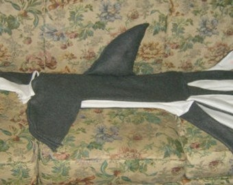 Sharktopus Halloween Costume Great White Shark And Octopus Fleece Unique Custom Made