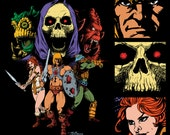 He-Man and the Masters of the Universe - PRINT