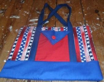 Patriotic Computer Bag