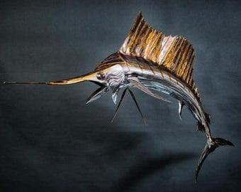 Metal Sailfish