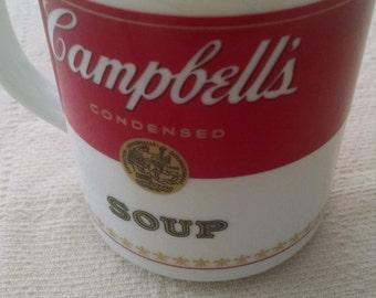 Campbell Soup Mug