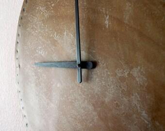 24in. Metal Wall Clock