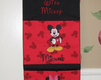 Fish Extender for Disney Cruise (Embroidered)