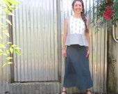 Organic Everyday Maxi Skirt