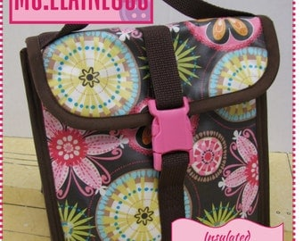 Insulated Lunch Tote PDF Pattern