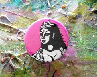 Kali button pin