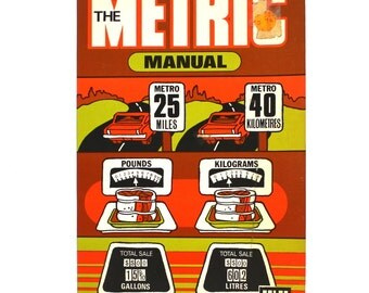 The Metric Manual Book about Metric!