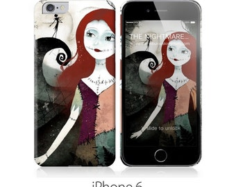 Phone Case - The Nightmare Before Christmas - iPhone 4 - 4S iPhone 5 6 - iPhone 6 - Samsung Galaxy