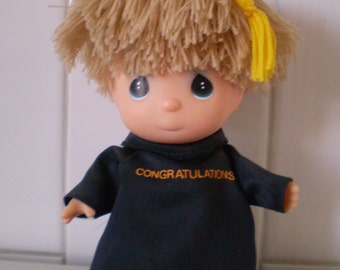 The Enesco Precious Moments Collection Hi Babies GRADUATION Doll