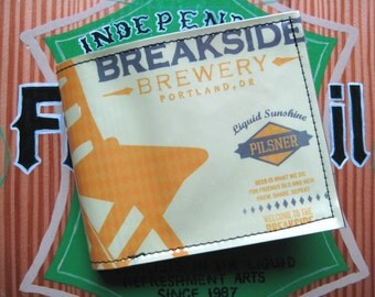 Breakside Pilsner Wallet