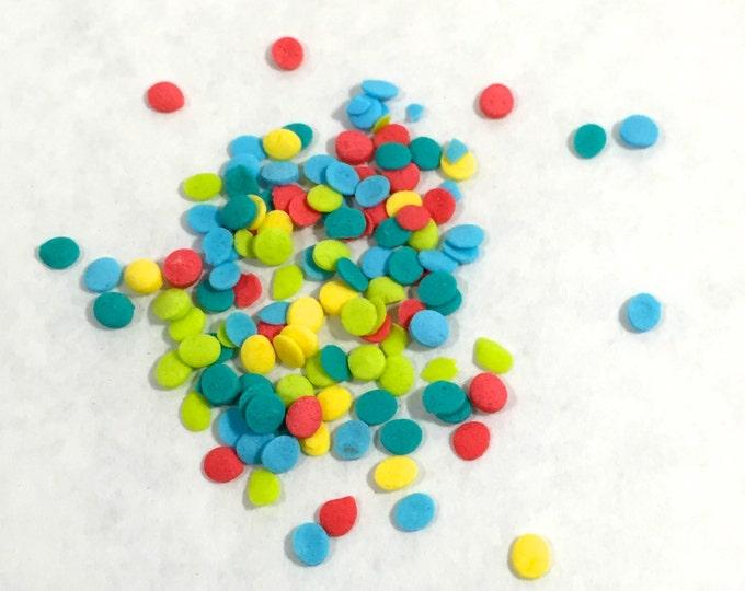 Retro Polka Dot Sprinkles