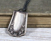 Antique Spoon Soldered Necklace