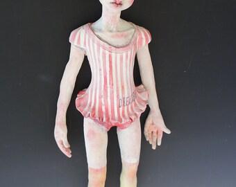 Dream ceramic sculpture