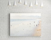 Canvas Print // Gallery Canvas // Beach Photography // California Dreamin // Large Beach Canvas // Large Wall Art