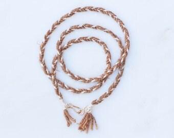 Little Sennit Bracelet