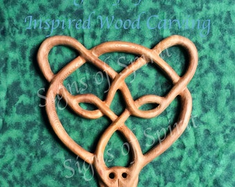 Celtic Bear Knot-Strength Stamina Balance Protection-Symbol of Dreamtime-Solar Symbol-Warrior King Name
