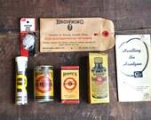 Vintage Gun Cleaning Kit E2062