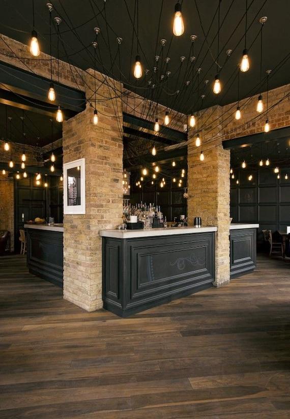 Modern Lighting Restaurant Industrial Swag Chandelier 14