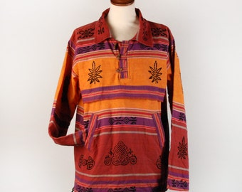 Napal Pullover || Hippie Pull Over