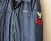 Vintage Mens Military Lightweight Jacket size 44 Chest
