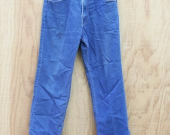 Vintage 70s Levi's Action Jeans - Men's 30 x 26