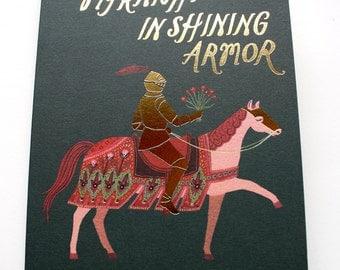 Knight  Romance Foil card