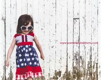 Gooseberry Lane Originals Sweet Liberty Dress