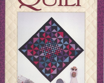 The Pinwheel Quilt by Jean Wells TIB12171