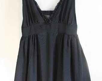 Black size M Dress Woman's Clothing