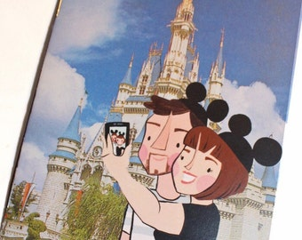 Disney World Zine