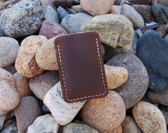 iPod Nano 7th Generation Leather Case, iPod Nano Sleeve Oil Tanned Leather