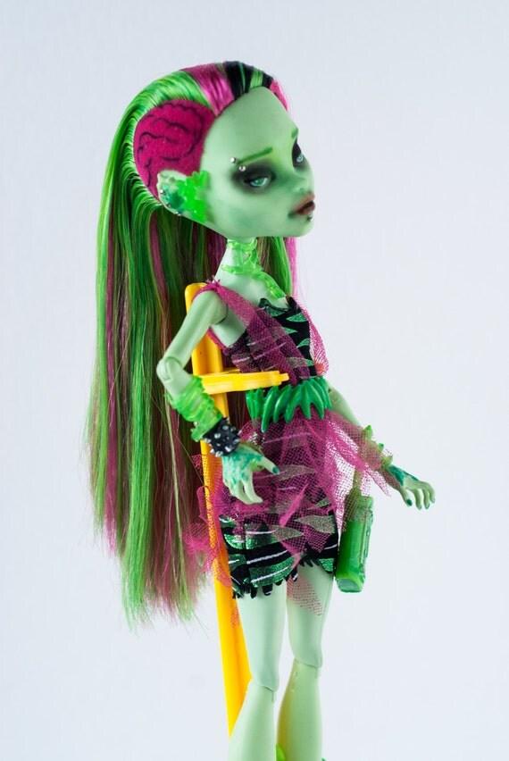 Venus Mcflytrap Doll OOAK Monster Hi...