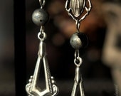 Deathless Earrings