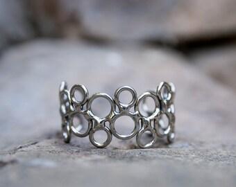 Bubble Bracelet - Mirror Shine - Stainless Steel Bracelet